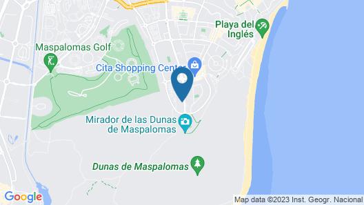 Abora Catarina by Lopesan Hotels Map