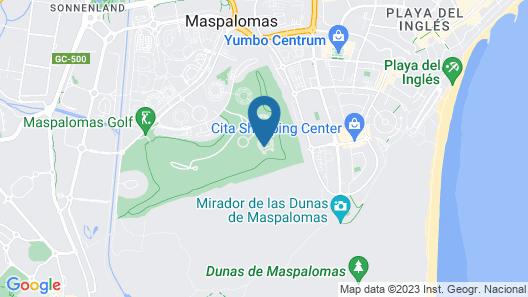 Kumara Serenoa by Lopesan Hotels Map