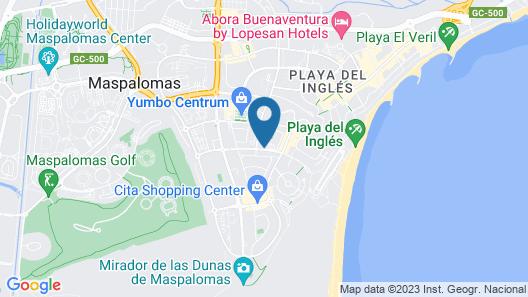 Cordial Biarritz Map