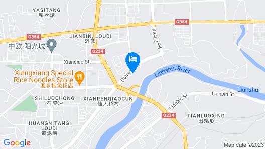 Mini Hotel Map