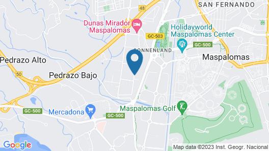 Ataitana Faro Map