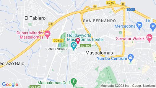 Apartamentos THe Koala Garden Map