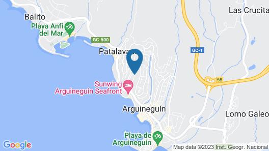 Arguineguin Park By Servatur Map