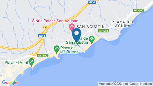 Hotel New Folias Map