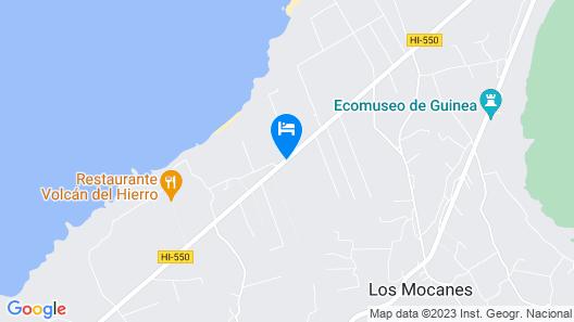 Casa Rita 4 Map