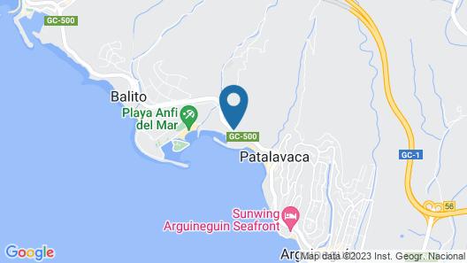 Radisson Blu Resort, Gran Canaria Map