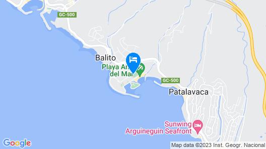 Anfi Del Mar  Map