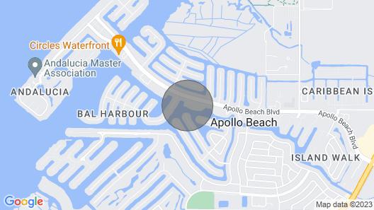 Beautiful Beach House for a Relaxing Getaway!1700 Sqft 3bd/2ba, Free Wifi Map