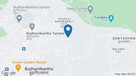 Chandra Ban Retreat Map
