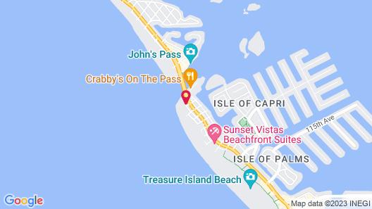Nordvind Resort Map