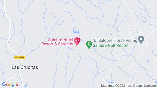 Salobre Hotel Resort & Serenity Map