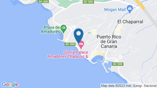 Bahía Blanca Map