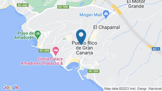 Hotel Revoli Map