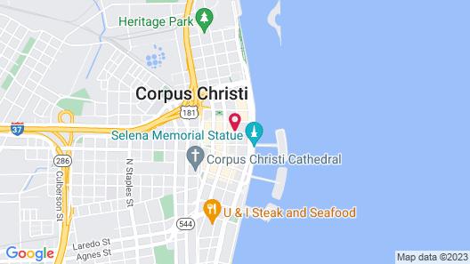 V Boutique Hotel Map