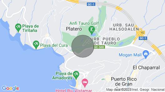 Anfi Tauro Villa Carmela, Allas, Poreallas, Yksityinen Puutarha-keskeytymätön Merinäköala Map