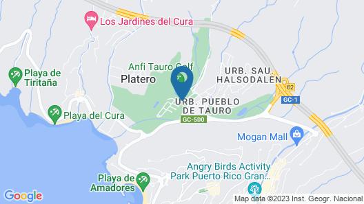 Anfi Opal Villas Map