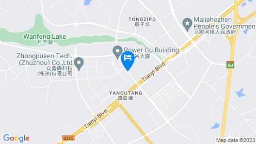 Howard Johnson Life Geckor Zhu Map