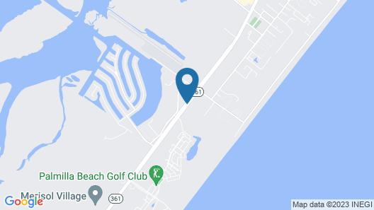 Days Inn by Wyndham Port Aransas TX Map