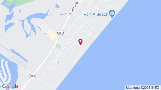 Beachgate CondoSuites and Oceanfront Resort Map