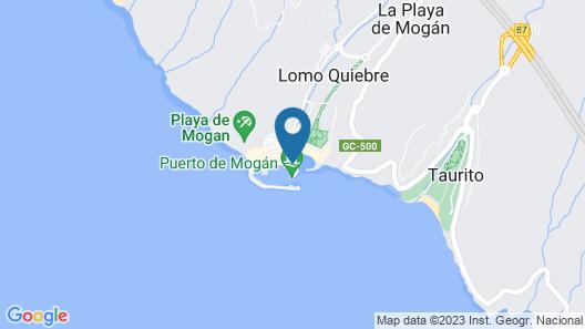 Apartamentos Puerto de Mogán THe Home Collection Map