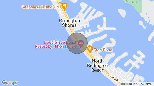 Neues Eigentum! Entzückende Effizienz bei der charmanten Old Florida Style Sea Rocket! Map