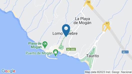 Cordial Mogán Paraíso Map