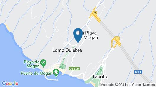 Apartamentos Cordial Mogán Valle Map