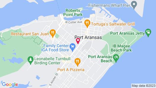 Alister Square Inn Map