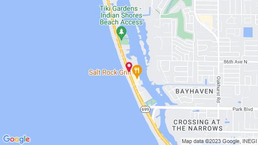 Barefoot Beach Resort Map