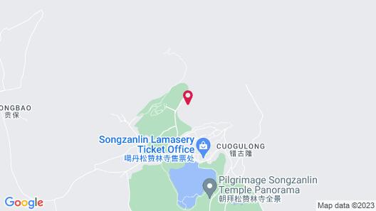Songtsam Retreat at Shangri-La - MGallery Collection Map