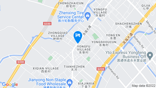 Rest Motel Map