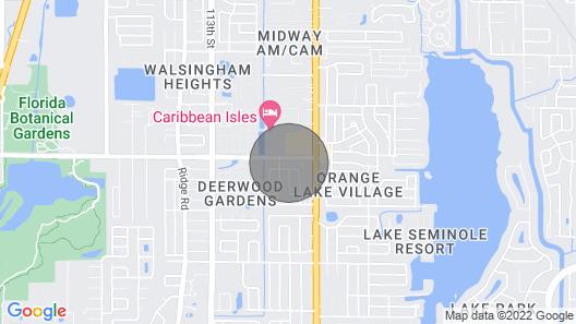 5 Bedrooms Close to the Beautiful Beaches! Map