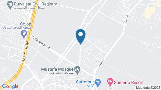 Gold Sharm Residence Map