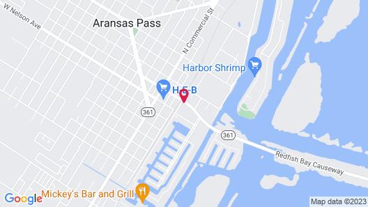 Microtel Inn & Suites by Wyndham Aransas Pass/Corpus Christi Map