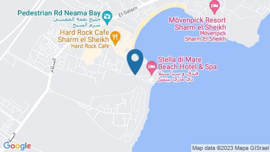Stella Di Mare Beach Hotel & Spa Map