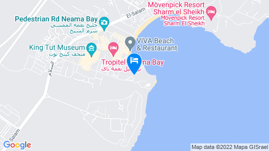 Halomy Grand Sharm Map