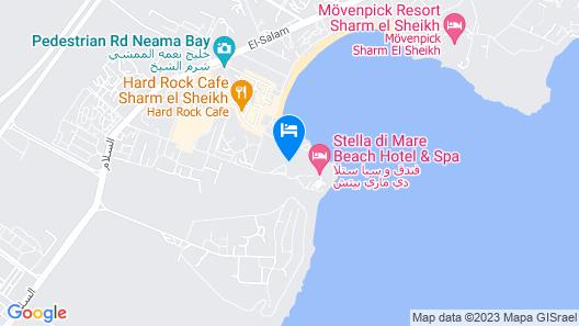 Grand Halomy Resort Map