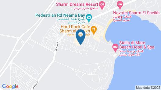 Genena City Resort Map