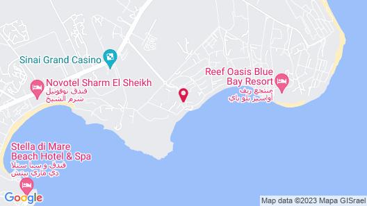 Park Regency Sharm El Sheikh Resort (Formerly Hyatt Regency) Map