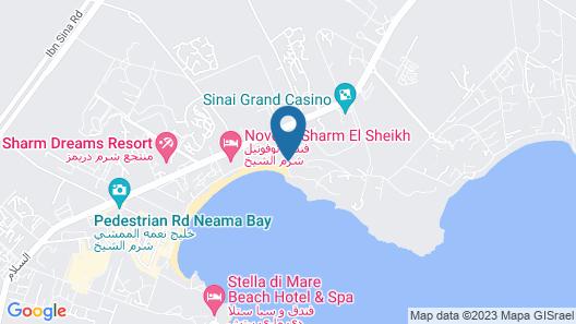 Oonas Dive Club Map