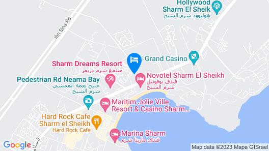 Novotel Sharm El-Sheikh Map