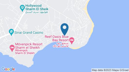 Sharm Plaza Hotel Map