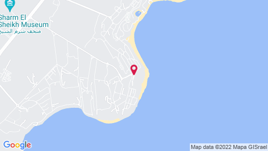 Sheraton Sharm Hotel, Resort, Villas & Spa Map