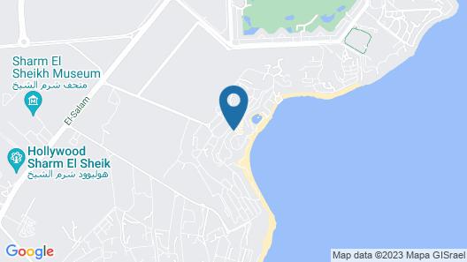 Domina Aquamarine Resort Map