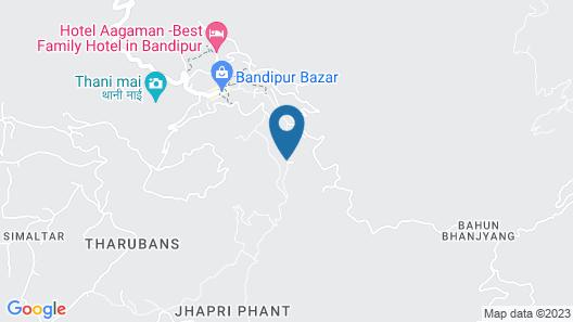 Gaun Ghar Map