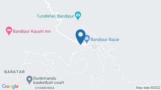 Shrestha Hotel Map