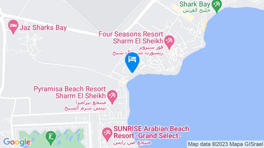 Shark Bay Oasis Map