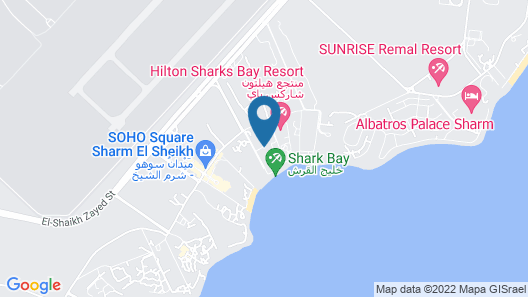 Concorde El Salam Hotel Sharm El Sheikh Sport Hotel Map