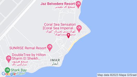 Baron Resort Sharm El Sheikh Map