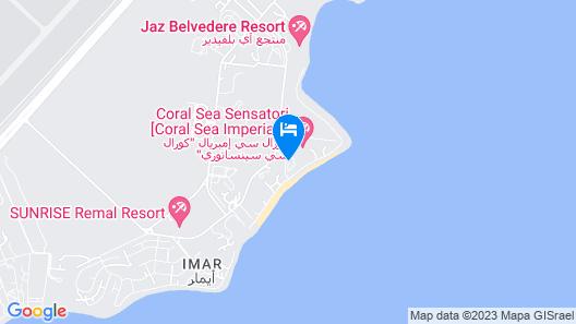 Baron Palms Resort Sharm El Sheikh ( Adults Only) Map